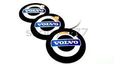 4x56mm Volvo Alloy Wheel Center Caps Metal Badge Sticker C70 S40 V50 S60 V60 V70