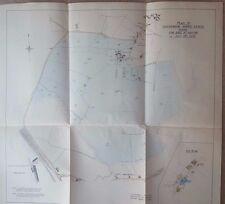 Haversham Manor, Haversham For Sale July 1932  Auction Coloured Map
