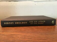 Are You Afraid of the Dark? by Sidney Sheldon (2004, Hardcover)