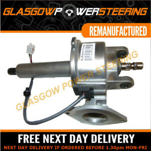 VAUXHALL MERIVA STEERING TORQUE POSITION SENSOR/COLUMN, REMANUFACTURED