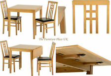 Solid Wood Contemporary Up to 2 Seats Table & Chair Sets
