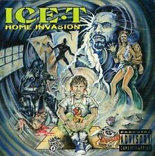Ice-T Home invasion (1993) [CD]