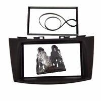 Car Radio Fascia Frame Surround Trim Kit For SUZUKI Swift 2011-2017 Ertiga 2012+