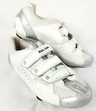 Pearl Izumi Women's Ride Select RD Cycling Shoe White / Silver US 10.5 EU 42.5