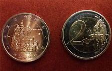 2 Euro Gedenkmünze Deutschland 2012 – Schloß Neuschwanstein Bayern D