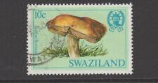 SWAZILAND 1984 10c FUNGI Nice Used