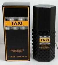 TAXI COLOGNE FOR MEN 3.4 FL OZ 100ML BRAND NEW 100% ORIGINAL