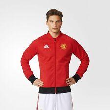 Adidas Manchester United FC Anthem Chaqueta Talla XS Rojo RRP £ 70 BNWT AI5401