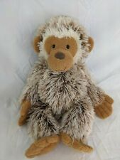 """Mary Meyer Brown Monkey Plush 14"""" Frosted Stuffed Animal Toy"""