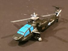GoBots Wrong Way diecast apache helicopter