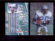 1997 CE Collectors Edge Masters BARRY SANDERS Detroit Lions Card