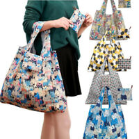 New Foldable Handy Shopping Bag Reusable Tote Pouch Recycle Storage Handbag Hot