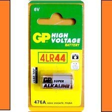 6 x GP 4LR44 6V Batteries 476A A544 PX28A Dog Collar