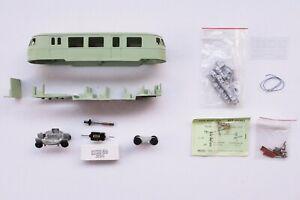 Kit autorail Billard A80D échelle O 0 Om 0m