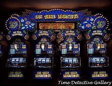 Slot Machines, Tropicana Casino, Las Vegas, Nevada - Giclee Photo Print