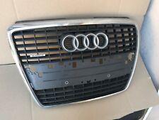 2006 2007 Audi A8 D3 Quattro front bumper grille 4E0853653AC 4E0853651AE
