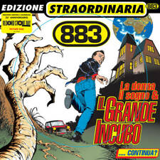 883 - LA DONNA, IL SOGNO & IL GRANDE INCUBO - 2LP PICTURE DISC NUOVO RSD 2020