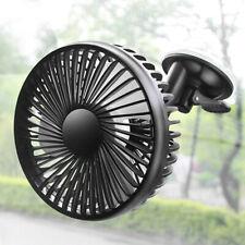 USB Auto Ventilator PKW KFZ Lüfter Saugnapf Einzigen Kopf Windmaschine DE