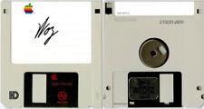 Steve Woz Wozniak SIGNED Vintage Apple High Density Disk Co-Founder AUTOGRAPHED