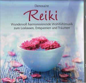 Denovaire - Reiki – CD - s.Fotos
