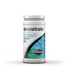 SEACHEM de*nitrate Reducer Anaerobic Aquarium Filter Media 250 mL denitrate
