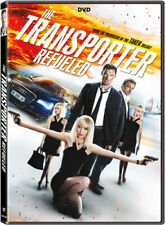 The Transporter Refueled [New DVD]