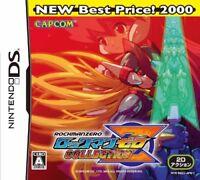 New Mega Man Zero Collection NEW Best Price! 2000 Nintendo DS