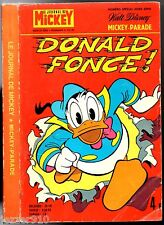 MICKEY PARADE n°1234 bis - EO 1976 DONALD FONCE