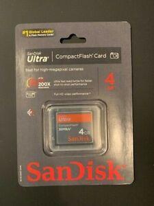 cf mapa 4gb//8gb//16gb//32gb Compact Flash Card Extreme SanDisk usado