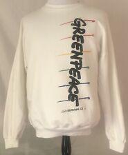 Toto 1991 Midtfyns Festival Ringe, Denmark Greenpeace Sweatshirt Size Large