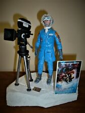 Star Wars Black Series Custom Empire Strikes Back Director Irvin Kershner figure