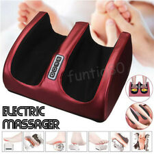 Electric Foot Massager Calf Leg Air Compression Care Machine Heating Therapy New