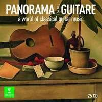 Panorama De La Guitare - Panorama De La Guitare NEW CD