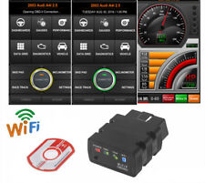 New Wifi Automotive Diagnostic Monitoring Tool Car OBD2 OBDII For iPhone Android