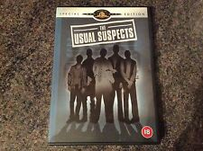 The Usual Suspects Special Edition DVD! Look At My Other DVDs!