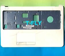 NEW HP 15 15-G 15-R Palmrest KB Cover Keyboard Bezel Upper Case 760959-001 White