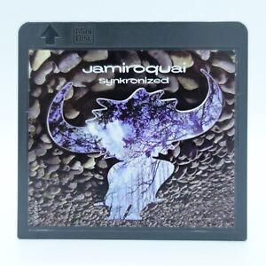 Jamiroquai Synkronized Mini Disc Minidisc Music Album - DISC ONLY