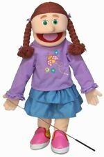 Silly Puppets Amy (Caucasian) 25 inch Full Body Puppet