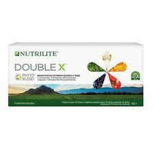 NUTRILITE Amway MULTIVITAMIN DOUBLE X Refill Multimineral 186 Tablets