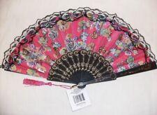 Deluxe Foldable Hand Fan