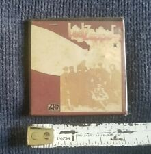 Vintage Led Zeppelin pin collectible rock band music pinback memorabilia 1980s