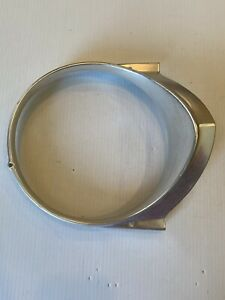 NOS 1960 1961 Ford Falcon headlight bezel Door Right Passenger New Free Shipping