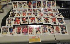 1988 O-Pee-Chee Minis Hockey 46 Card Set - Includes Checklist      ENN COINS