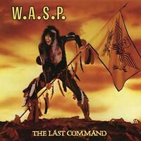 WASP - The Last Command - Reissue (NEW CD)