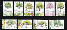 SINGAPORE 2010 KNOW 10 TREES COMP. SET OF 10 STAMPS SG#1908-1917 MINT MNH UNUSED