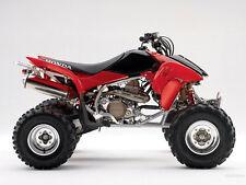 Honda TRX 450 R ATV / QUAD Workshop Service and Repair Manual CD PDF