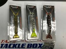 3 Diff Savage Gear 3tpe Shrimp MS-125