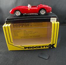 """Progetto K ◊ 051 Ferrari 250 TR Prototipo """"Clienti"""" ◊ 1/43  ◊ boxed / en boîte"""