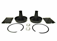 2006-2007 Polaris Outlaw 500 IRS 2x4: Pair of Rear Inner CV Boot Kits