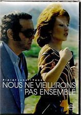 "DVD ""NOUS NE VIEILLIRONS PAS ENSEMBLE"" -Marlene Jobert  Neuf sous blister -"